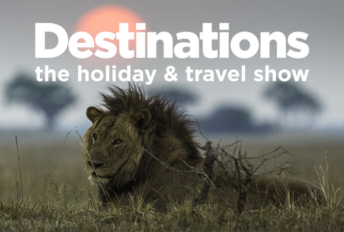 The Destinations Holiday & Travel Show