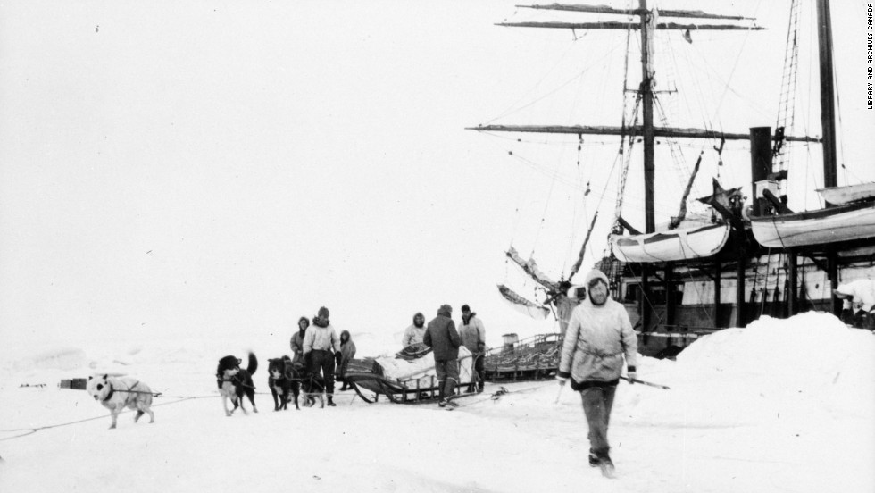doomed expedition to the north pole