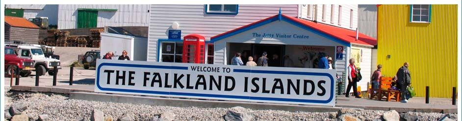 The Falkland Islands