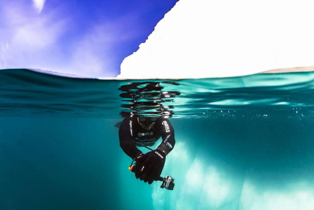 Snorkelling In Antarctica