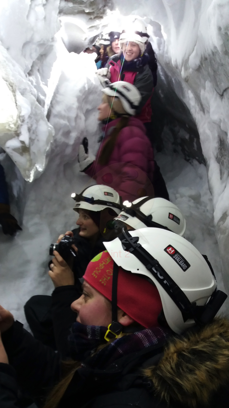 Day 4 caving