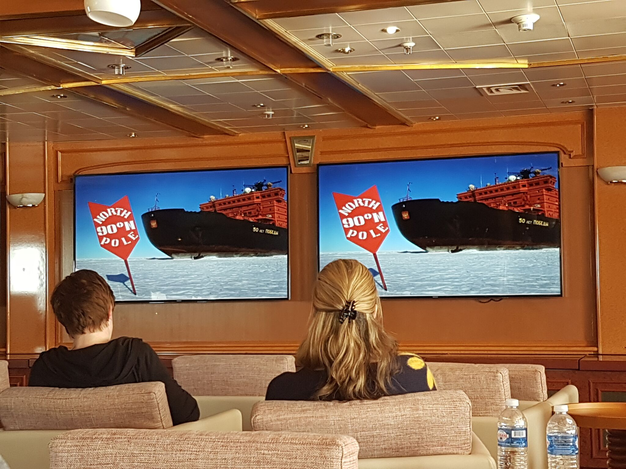 Polar Cruise Ship Sea Spirit - Refurbished to the highest standard.