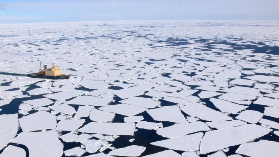 legendary arctic cruise ship Kapitan Khlebnikov