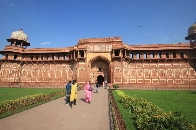 The Red Fort Dehli