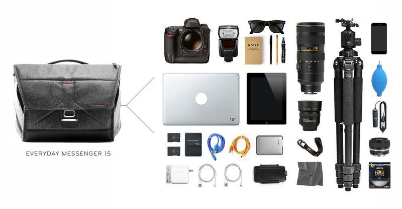 Everyday Messenger Camera Bag