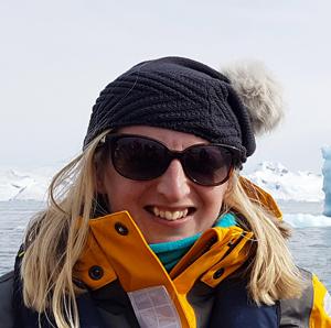 Gillian Landells - Polar Travel Expert