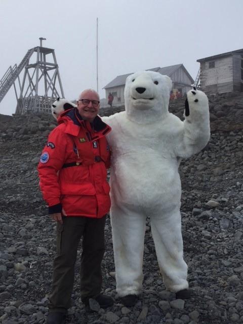 Polar Bear Fancy Dress
