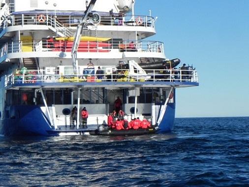 Sea Spirit Raft