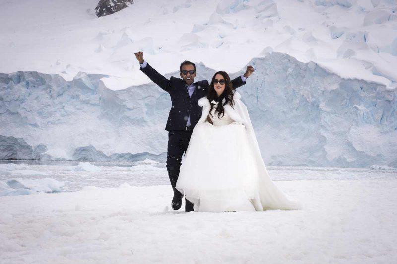 Wedding In Antarctica