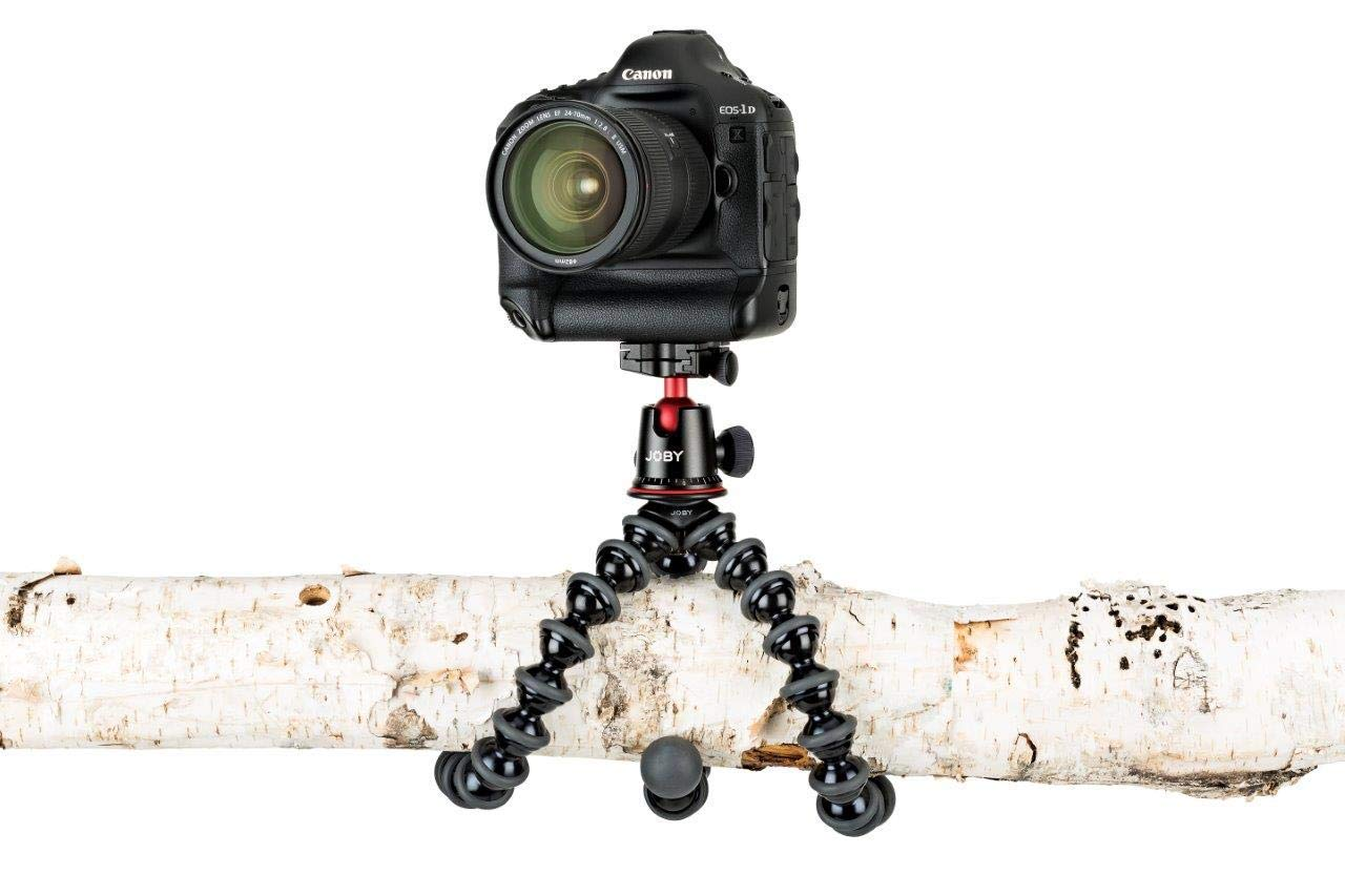 Joby Gorillapod 5K - allows the wildlife photographer unique flexibility