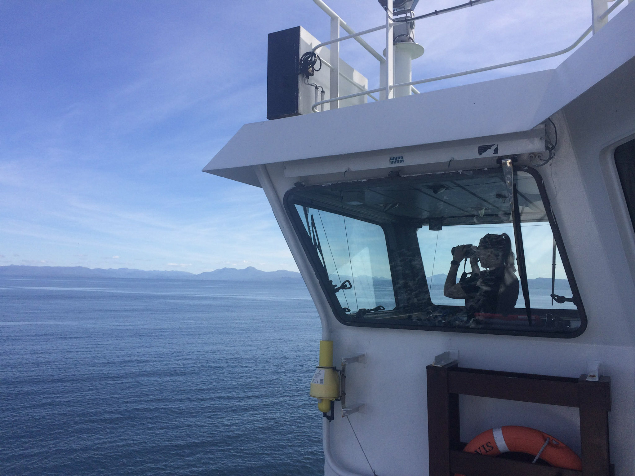 monitoring the ocean to save the Orca