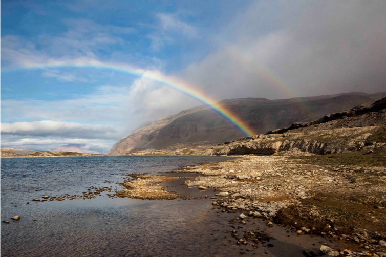 Rainbow - copyright north winds photography