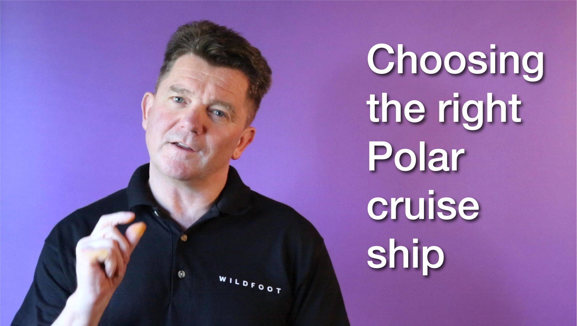 Choose a polar cruise ship
