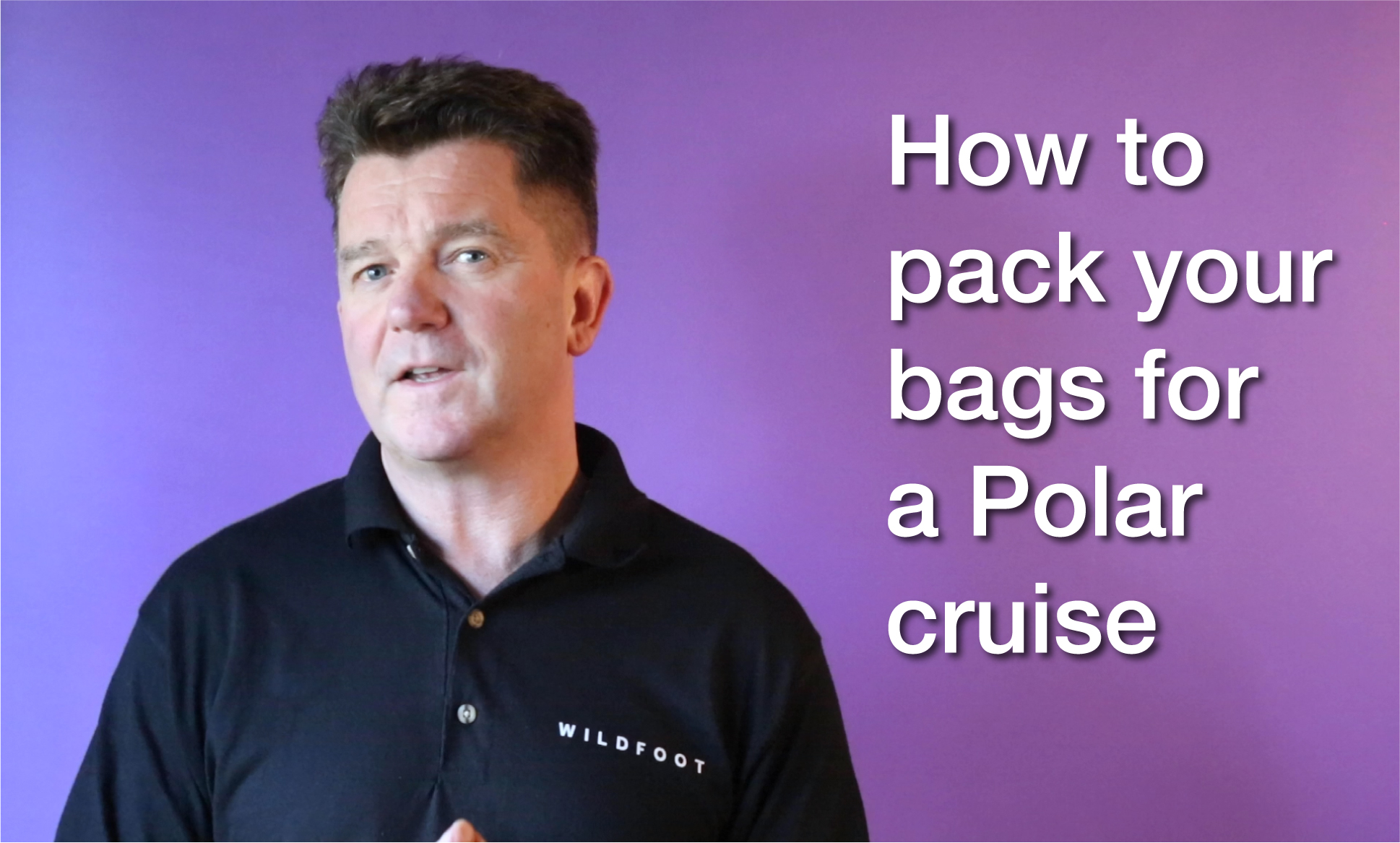 Packing For a Polar Cruise