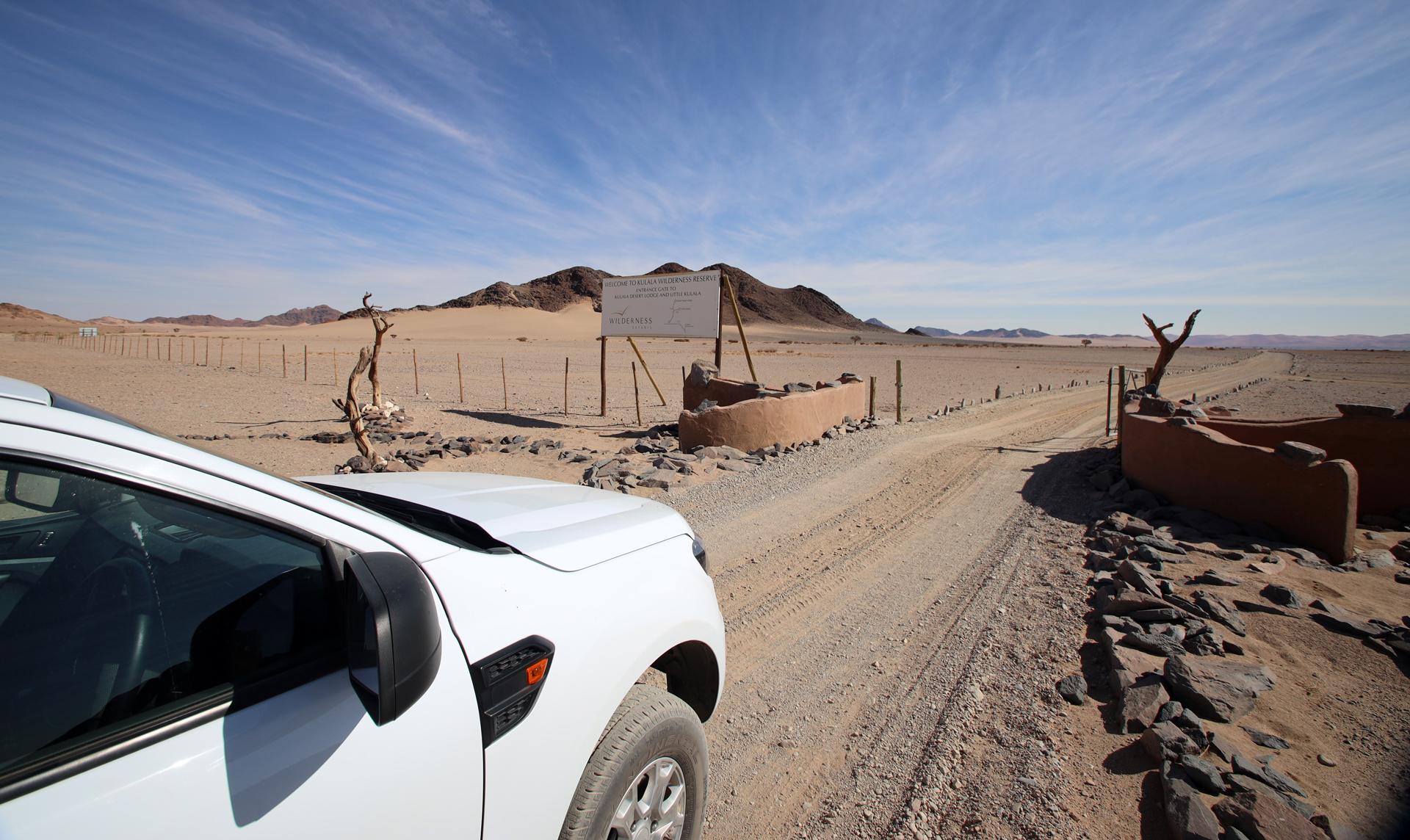 Self Drive through Namibia