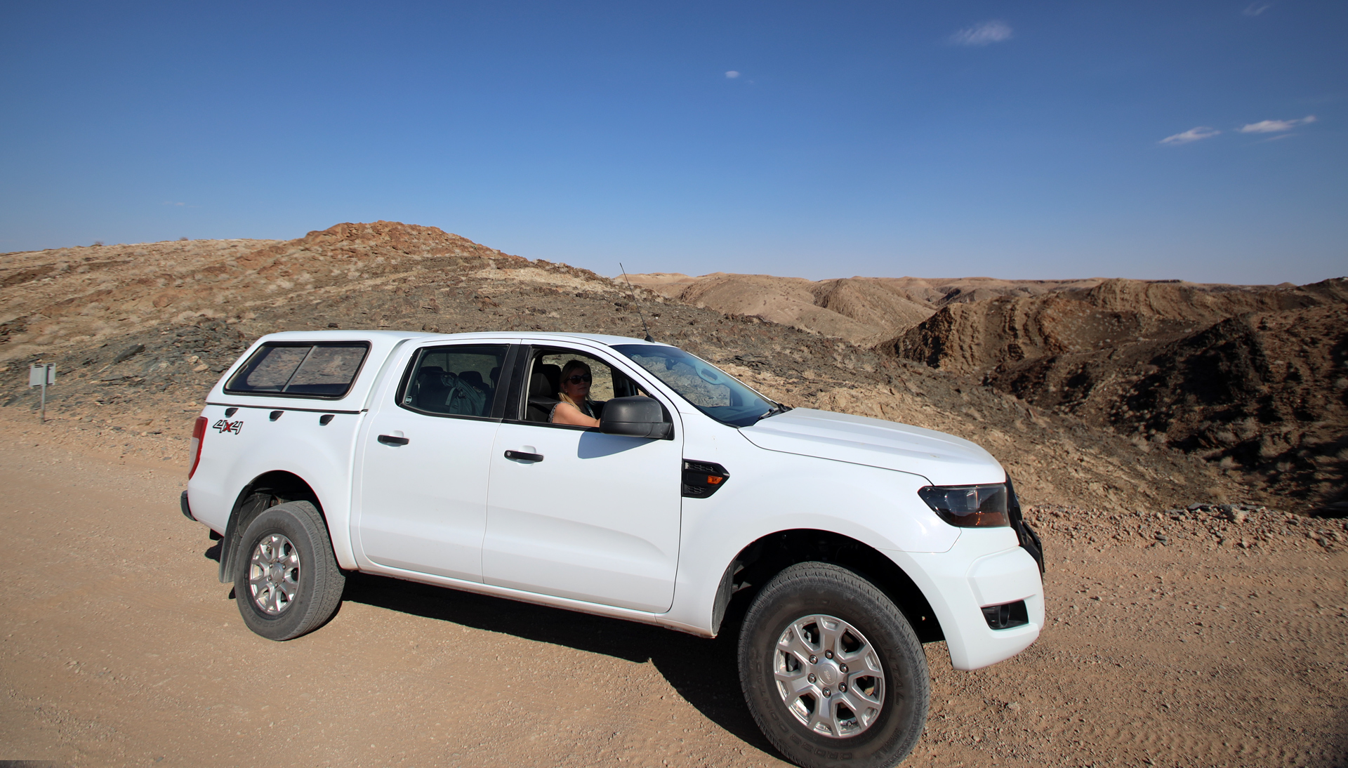 Self Drive in Namibia