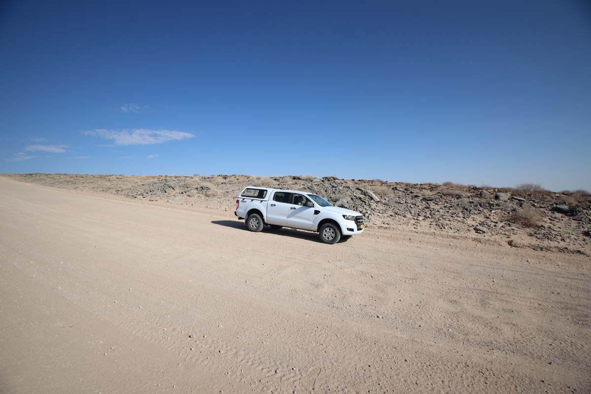 Self drive holiday in Namibia