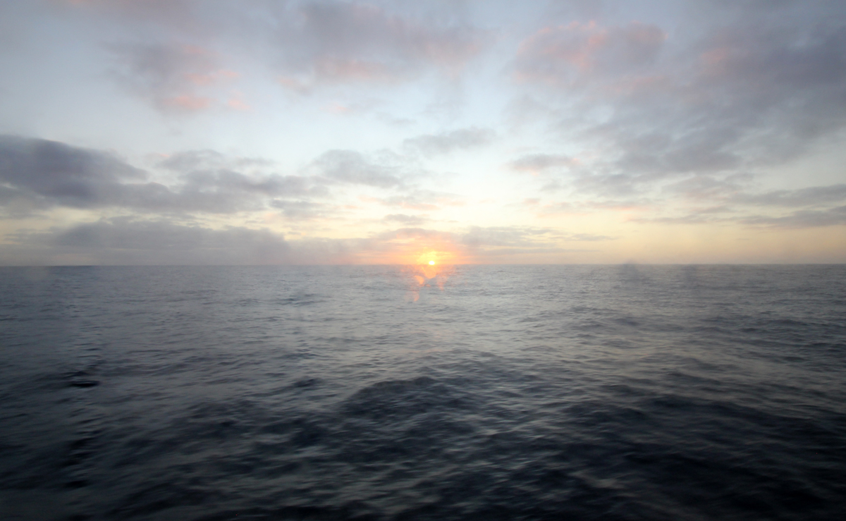 The Drake Passage. Gateway To Antarctica