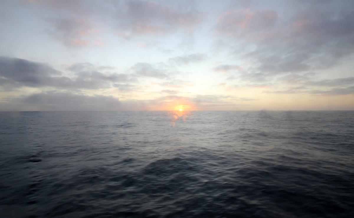 The Drake Passage. Gateway To Antarctica