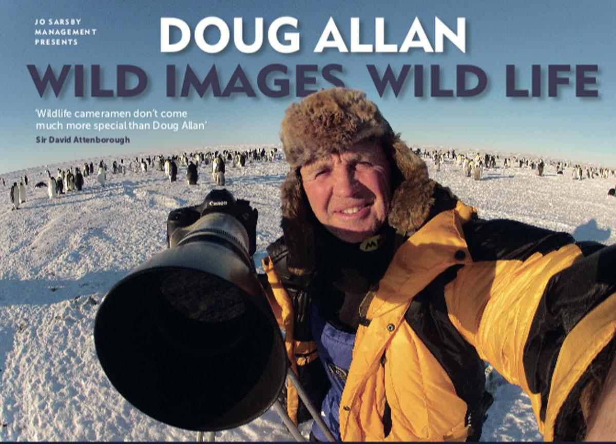 wildlife cameraman doug allan