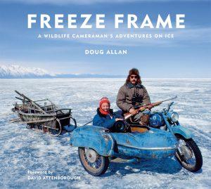 Freeze Frame By Doug Allan