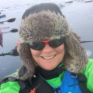 Debbie Antarctica Expert WildFoot Travel