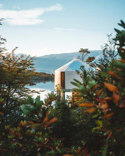 View  at Camp Patagonia