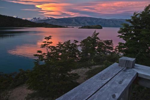 Vista Yurt at Camp Patagonia